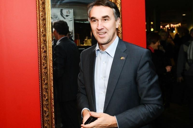 Liberalas P. Auštrevičius išrinktas Seimo vicepirmininku