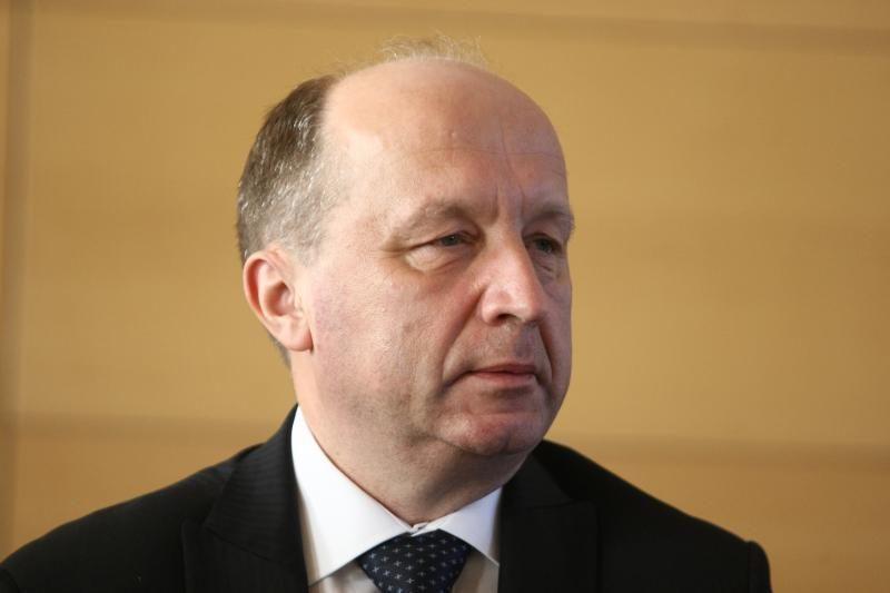 Premjeras abejoja Baltarusijos galimybėmis pastatyti AE