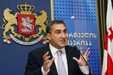 Gruzijos premjeras kviečia lietuvius investuoti į Gruzijos hidroenergetiką ir žemės ūkį