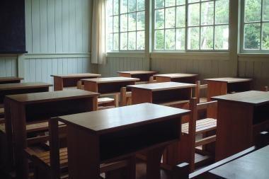 Iš didžiųjų Lietuvos miestų visos mokyklos veikia tik Klaipėdoje