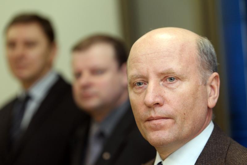 R.Palaitis apklaustas dėl buvusių FNTT vadovų veiksmų