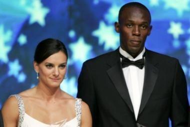 Sporto žurnalistų geriausi – U.Boltas ir J.Isinbajeva