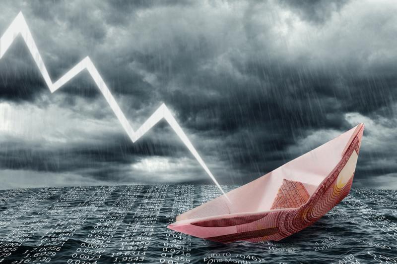 Finansų ministerija BVP augimo prognozes mažina perpus