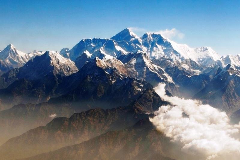 Ant Everesto šlaitų alpinistai susigrūmė su vedliais