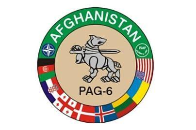 Iš Afganistano grįžta PAG-6 kariai