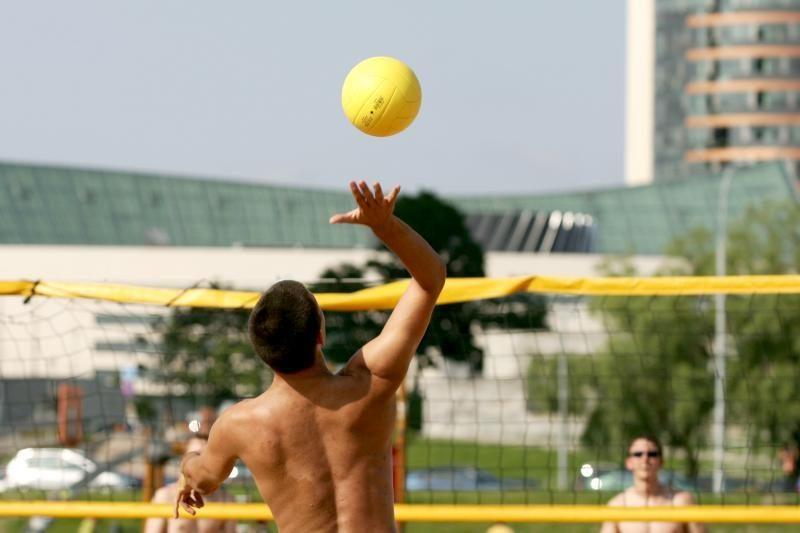 Startuoja Lietuvos paplūdimio tinklinio čempionatas