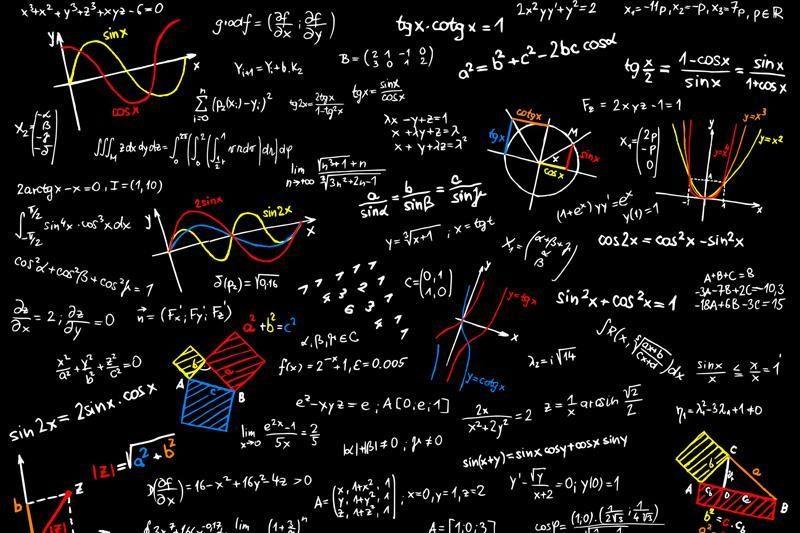 Kiek gyvenime ir darbe prireikia matematikos?