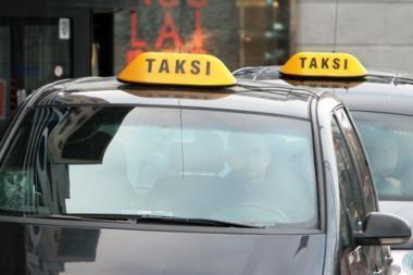 Taksi iškvietimas - SMS arba internetu