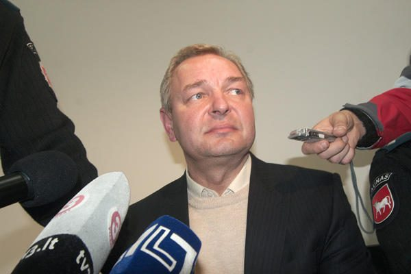 Alytaus meras Č.Daugėla suimtas 15 parų (papildyta)