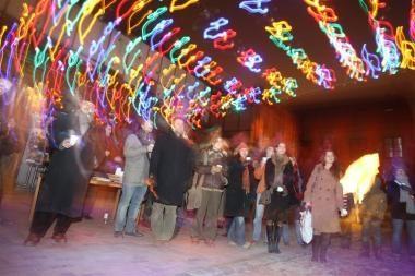 Klaipėdos meno kieme – kalėdiniai stebuklai (programa)