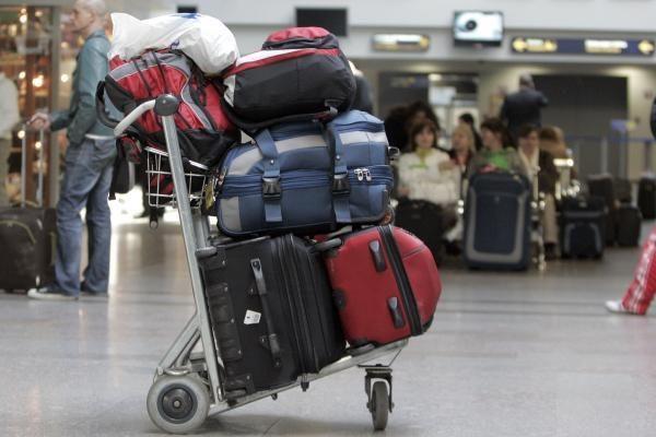 Linkėjimai iš oro uosto