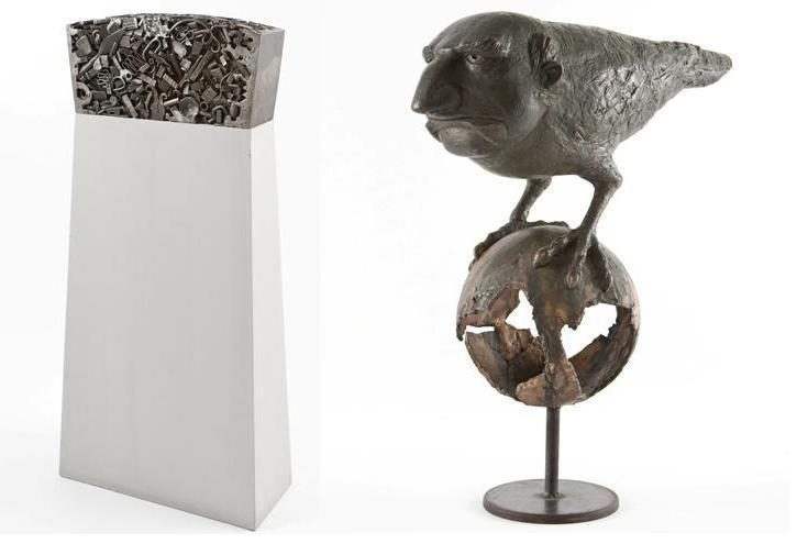 """Parodoje Klaipėdoje – skulptūrinės plastikos """"Mainai"""""""