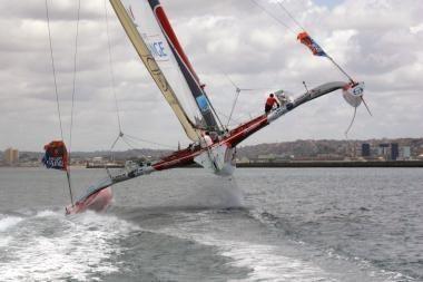 """Klaipėdoje finišuos regata """"Gintaro kelias"""""""