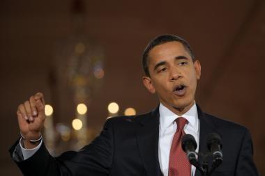 Gimimo dieną B.Obama atšventė krepšinio aikštelėje?