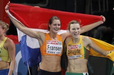 Išdalinti keturi Europos lengvosios atletikos pirmenybių Paryžiuje medalių komplektai