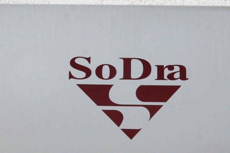 """""""Sodra"""" atnaujino visų elektroninių sistemų darbą"""
