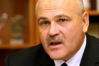 Kauno prokuratūros vadovas K.Betingis gali netekti posto?
