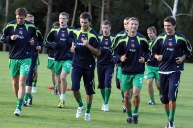 Baltijos taurės turnyre - puikiai pažįstami oponentai