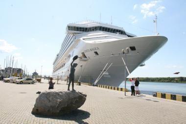Vilioti kruizinių laivų – į Majamį