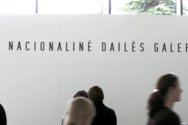 Nacionalinė dailės galerija grįžta naujam gyvenimui
