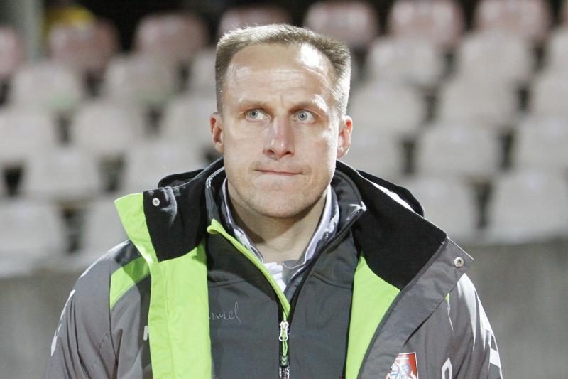 R.Žutautas: su Lichtenšteinu laukia labai sunki dvikova