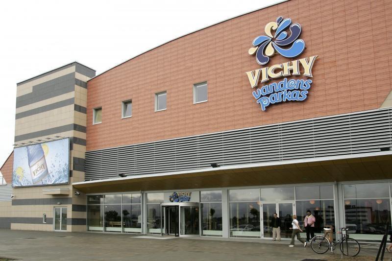 """Tyrimas: legionelių """"Vichy"""" vandens parke nėra"""