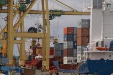 KKT priėmė pirmą krovinį, skirtą Lietuvos elektrinės devintojo bloko statybai