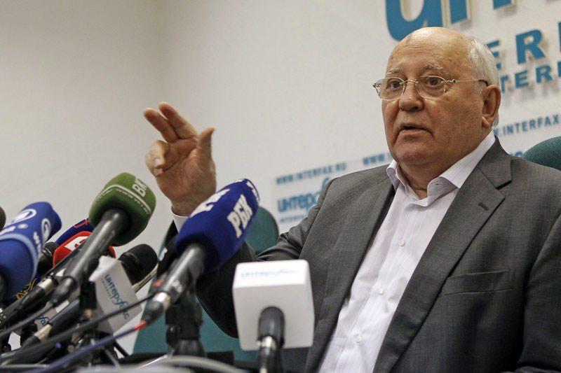 Rusija atsisakė dėl Sausio 13-osios bylos apklausti M.Gorbačiovą