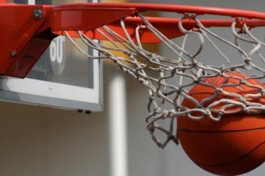 Lietuvos jauniai pralaimėjo Rusijos krepšininkams
