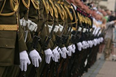 Istorikai diskutuos apie lietuvių karius išeivijoje
