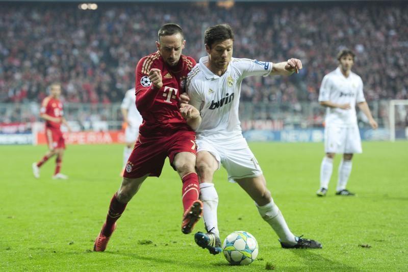 """UEFA Čempionų lyga: """"Bayern"""" namuose įveikė """"Real"""""""