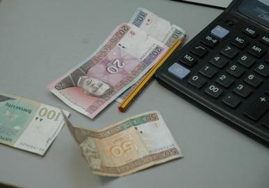 Finansinės atskaitomybės dokumentus - tik Registrų centrui