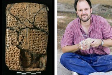Iššifruotas 3000 metų senumo molinės lentelės tekstas