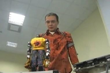 Klaipėdietis robotų kūrėjas: lietuviai – ne prastesni už japonus