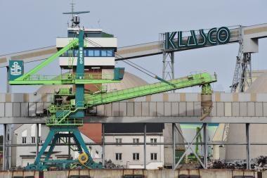 Nelaimė uoste: kraunant cukrų žuvo KLASCO darbininkas (papildyta)