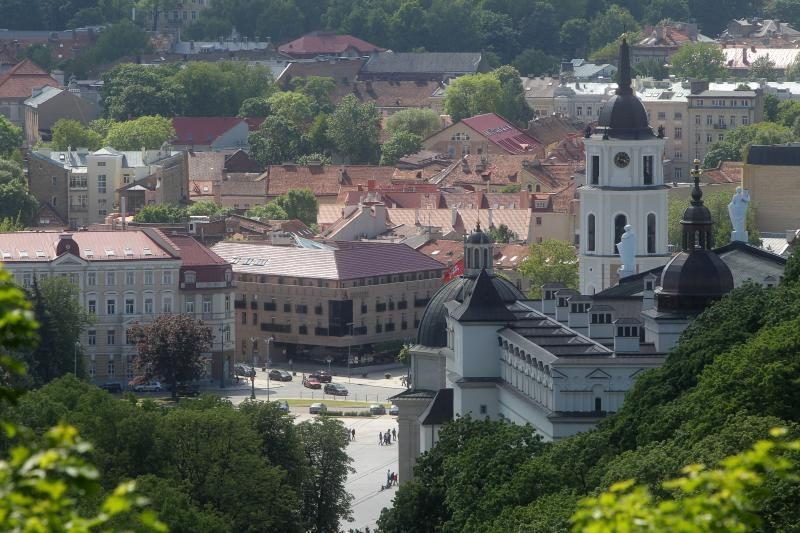 Vilnius Europos miestų reitingų lentelėje – 26-as