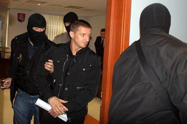 Kyšininkavimu įtariamas prokuroras E.Vaitekūnas - atleistas