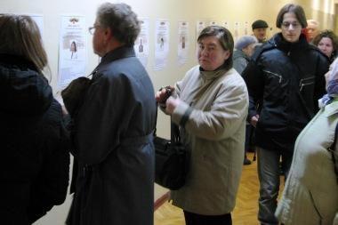 Kandidatai Vilniaus rinkimų apygardose