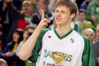 M.Pocių rusai vadina nauja krepšinio žvaigžde