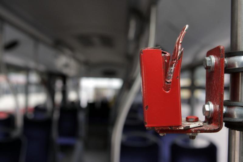 Maskvoje dideliais kiekiais padirbinėti viešojo transporto bilietai