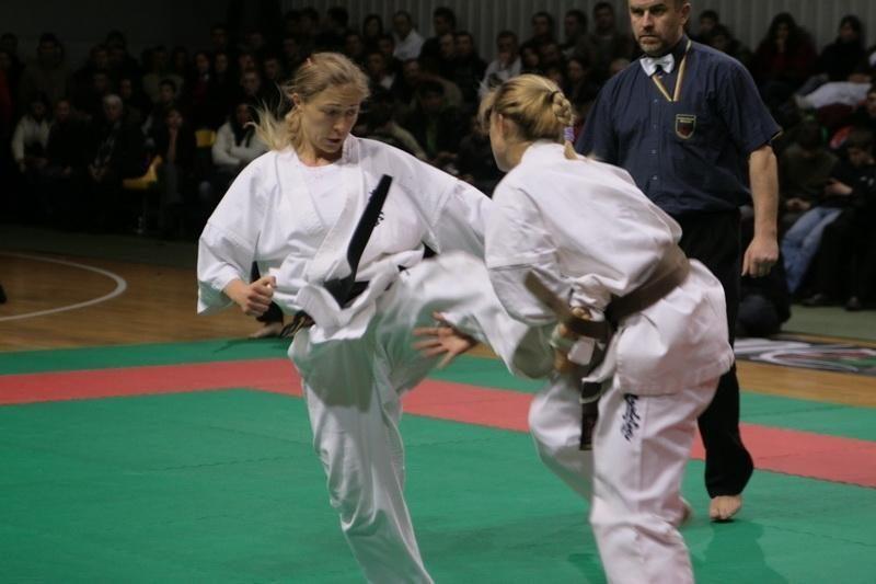 Karatė kovotoja D.Mačiūtė – pirma turnyre Kroatijoje