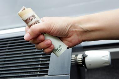 Mažesnė sąskaita už šildymą - naujas būdas vilioti pinigus