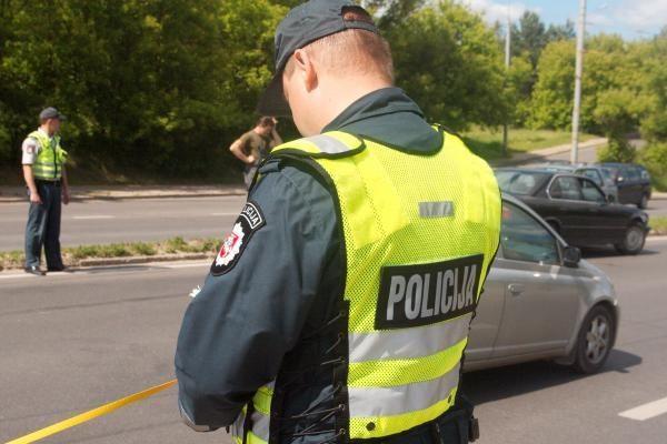 Vilniaus rajone susidūrus automobiliams mirė žmogus
