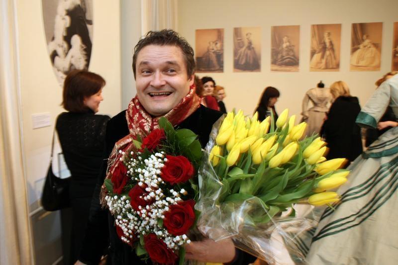 Vilniuje atidaroma A.Vasiljevo dviejų mados šimtmečių paroda