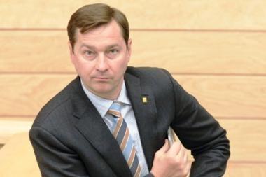 A.Zuokas palieka Liberalų ir centro sąjungą