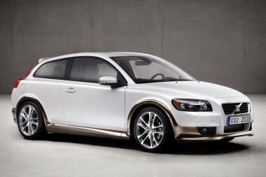 """Volvo C30"" – dar vienas elektrinis automobilis"