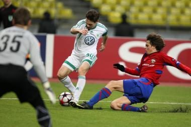 D.Šembero klubas tęsia kovą dėl vietos UEFA Čempionų lygos atkrintamosiose varžybose