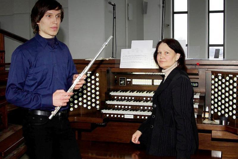 """Festivalyje """"Vargonų vasara"""" – pirmasis muzikų dinastijos koncertas"""