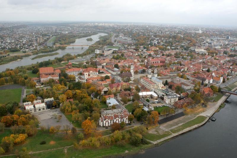 Per dešimtmetį Kaunas nukraujavo labiausiai