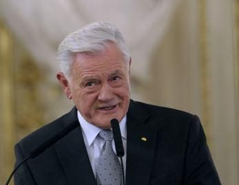 V. Adamkus su N. Sarkozy telefonu aptarė Gruzijos reikalus